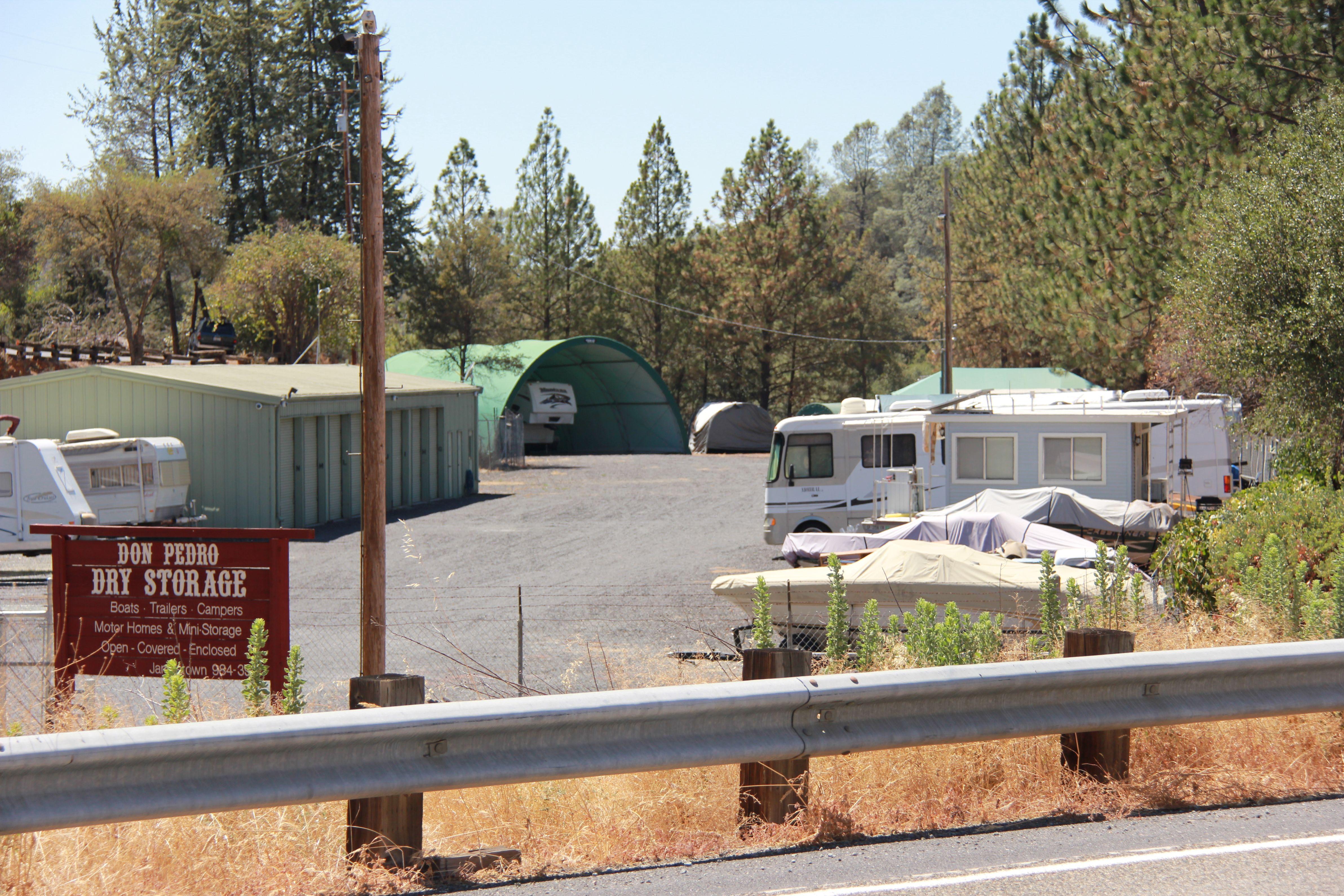 Covered Rv Storage Bay Area Dandk Organizer